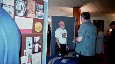 "At ""Locating the Victorians"" conference, July 2001"