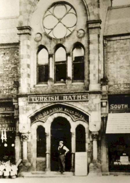 South Cliff Turkish Baths, Scarborough