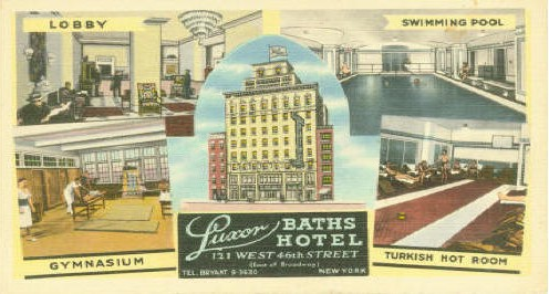 Victorian Turkish Baths Overseas Usa New York Ny