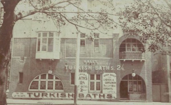 Hall's Turkish Bath