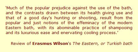 Erasmus Wilson quotation