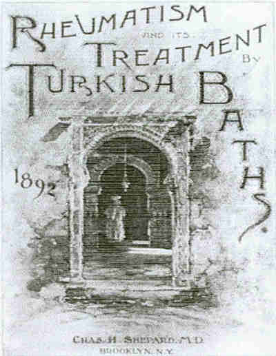 The Turkish bath as a therapy