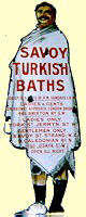 Savoy Turkish Baths ename
