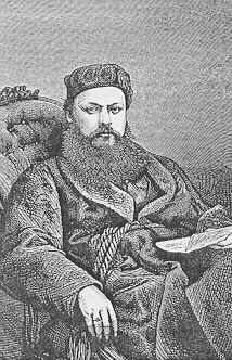 Charles Bartholomew, owner of a Turkish bath multiple which bore his name