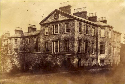 The Retreat in the 1870s