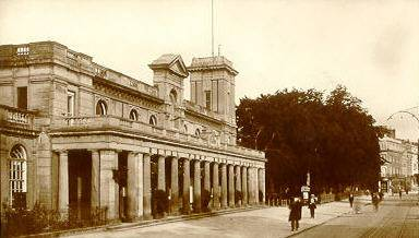 The Royal Pump Rooms Baths, Leamington Spa
