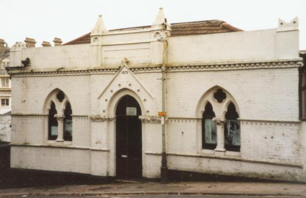 St Leonards Turkish baths building in 2006