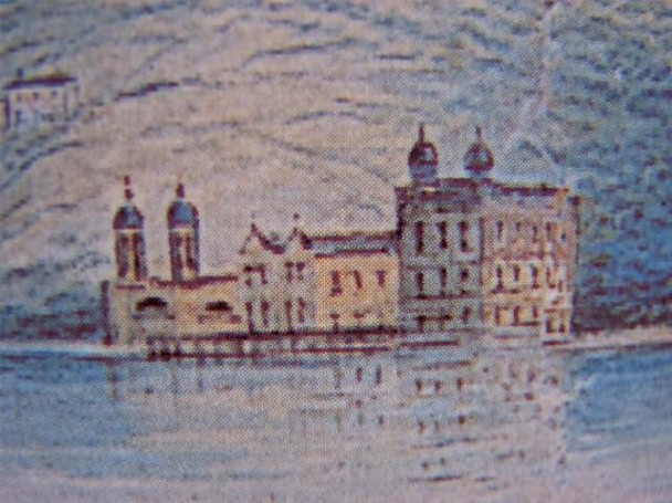 Detail from 'Glenbrook and Turkish baths'