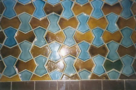 Elphick's interlocking tiles